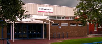 Worsley Fit City swimming pool and fitness centre.